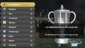 Football Manager Mobile 2018 MOD APK