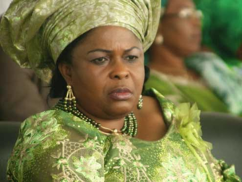 Dame Patience Jonathan visits families of Bayelsa women who perished in auto crash