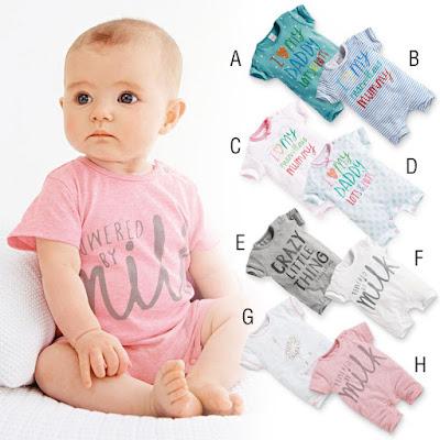Body barato para bebês