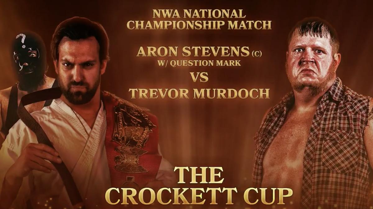NWA Crockett Cup 2020: Novos combates anunciados