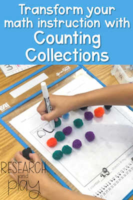 Kindergarten teacher Holly Hodges says counting collections will transform the way your students think about counting and the way you teach your students.