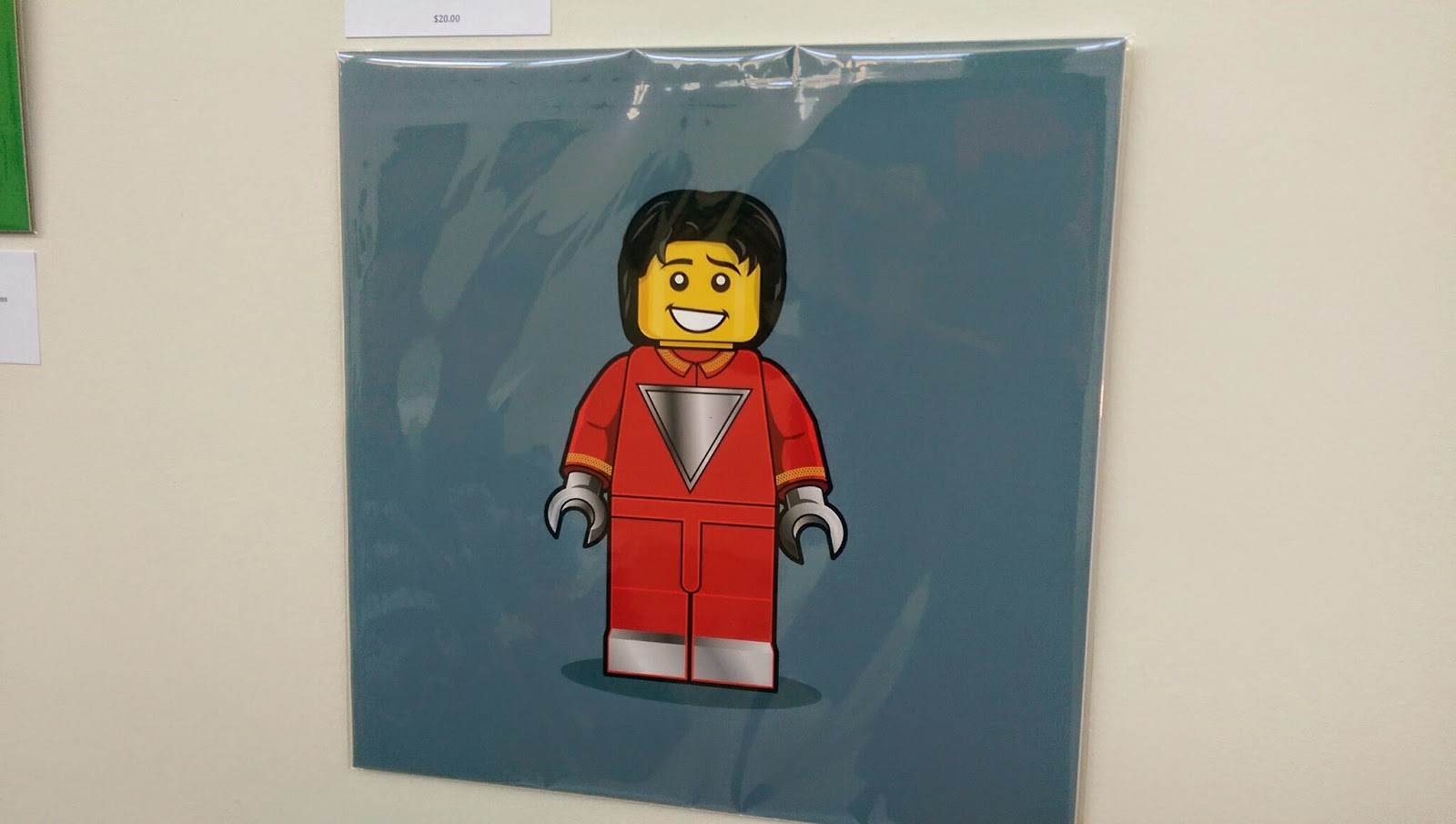 Hero Complex Gallery - LEGO Memories: Mork & Mindy