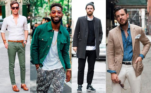 модная мужская одежда 2017 фото