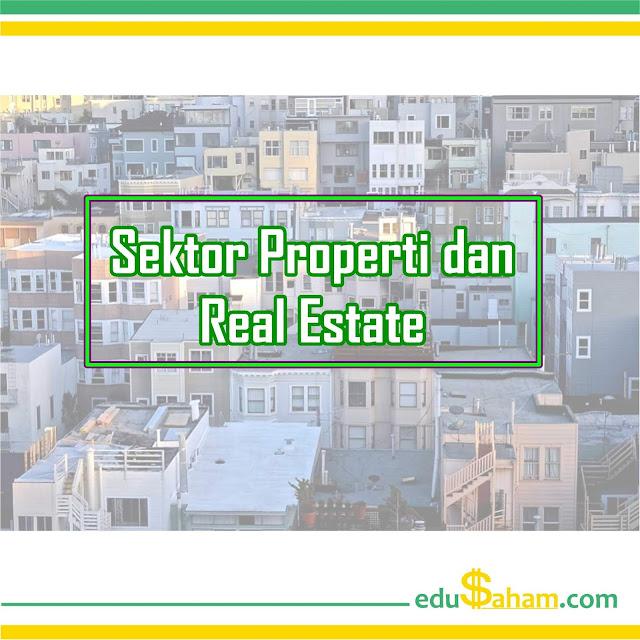 Perusahaan Subsektor Properti dan Real Estate yang Terdaftar di BEI