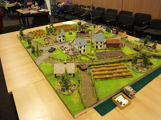4Ground Normandy gaming table