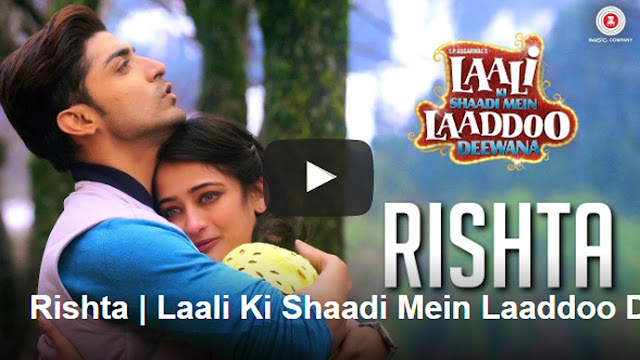Rishta Song Lyrics - Ankit Tiwari & Arko | LKSMLD