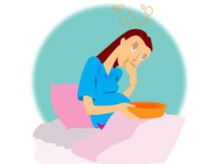 mual dan muntah saat hamil