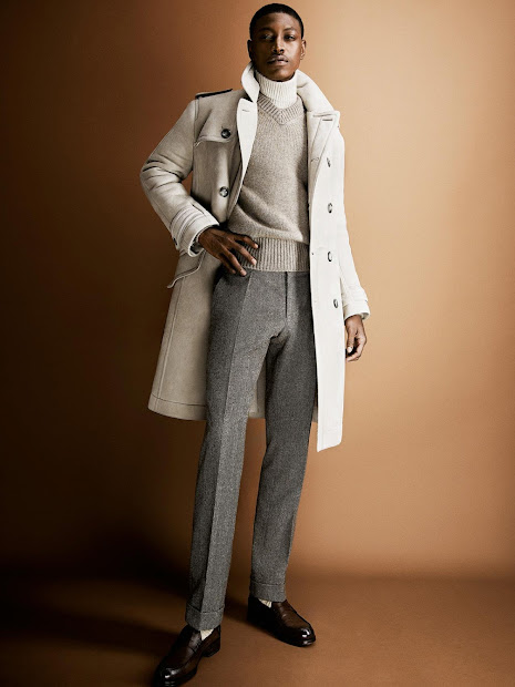 Tom Ford Menswear 2013