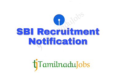 SBI Recruitment notification