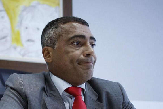 Romário has lots of explaining to do following his much-publicised affair with a transexual