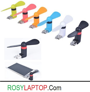Kipas Angin Micro Usb Mini