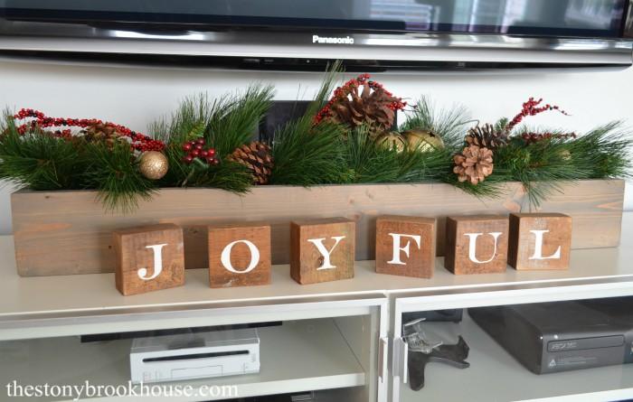 Joyful vignette