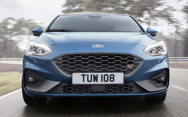 Novo Ford Focus ST 2020