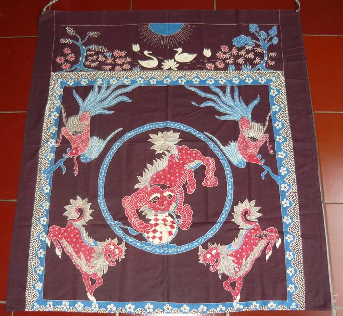 4 Penemu Batik Tulis: Antikpraveda.blogspot.com: Kain Batik Tulis To'wie Merah