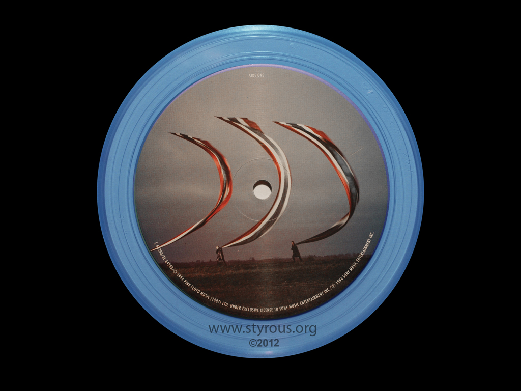 The Styrous Viewfinder 20 000 Vinyl Lps 11 Pink Floyd The