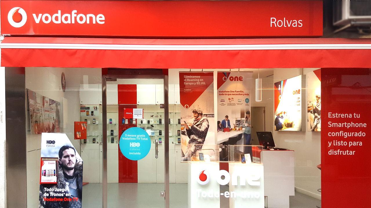 Vodafone descuento 50% tres meses