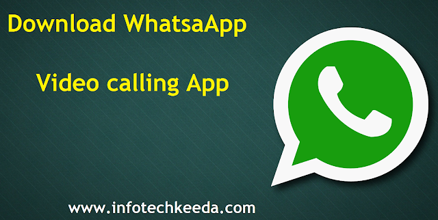Whatsapp Video calling app download and also become beta tester link attached 2