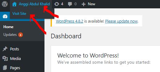 install Wordpress Secara Offline