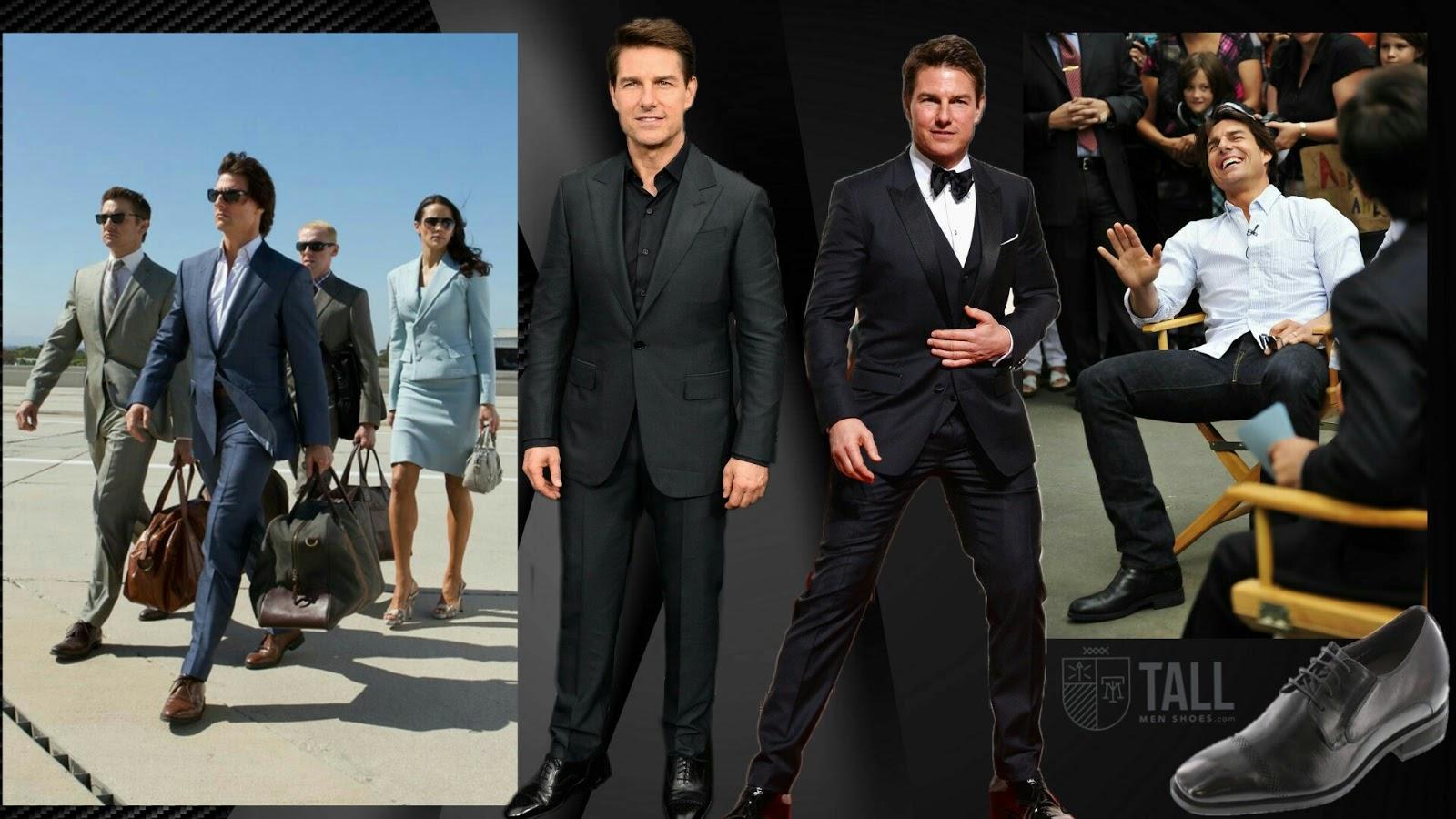 El éxito de Tom Cruise con los zapatos de alza