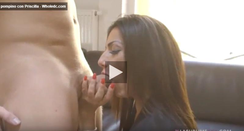 Pompino lezionivideo di sesso con grandi