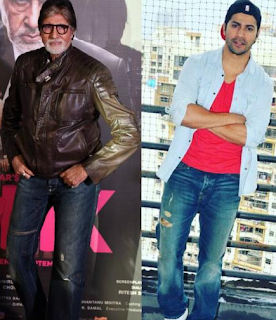 Varun Dhawan to act with Bachchan??  Check this out.!