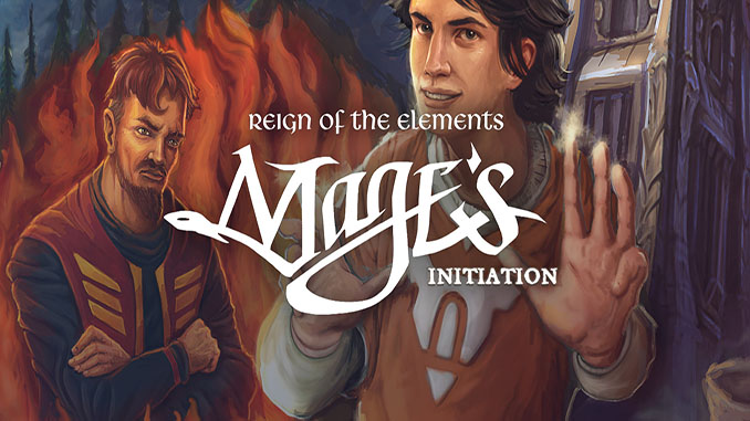 Mage's Initiation: Reign of the Elements PC Game Download