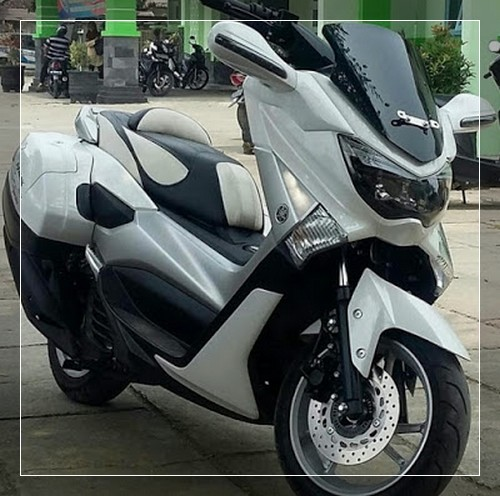 34 Gambar Modifikasi Yamaha Nmax Terbaru Abs Warna Hitam