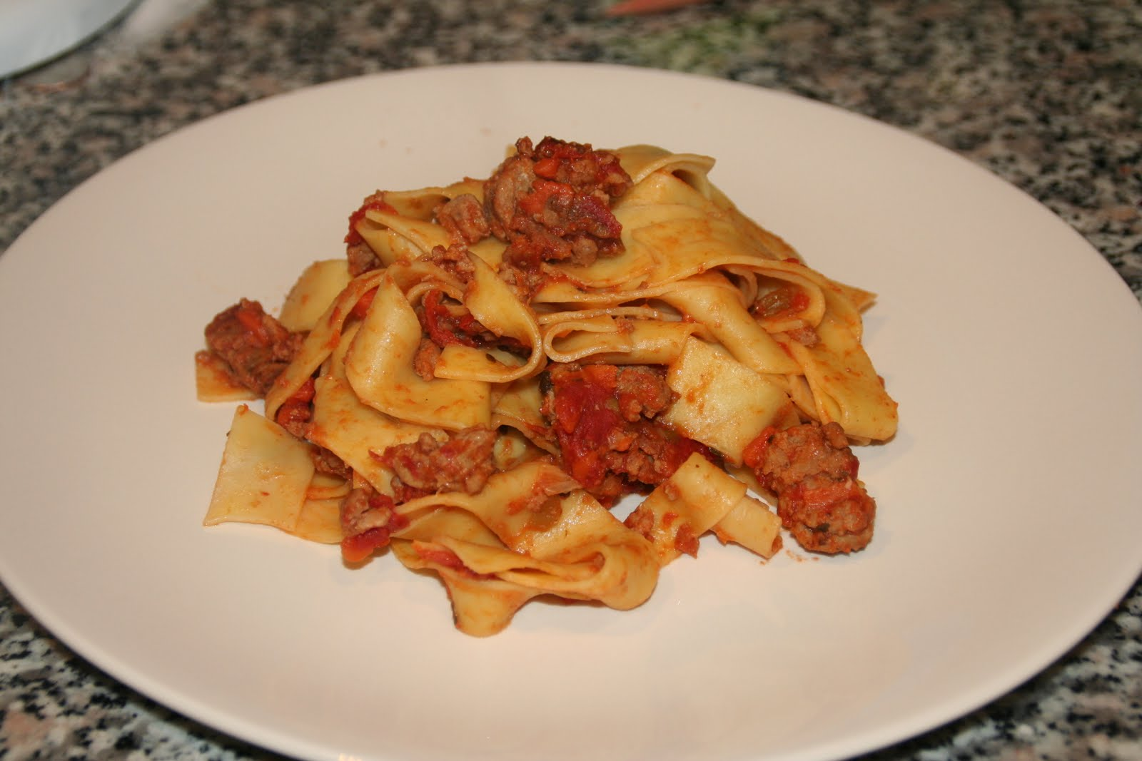 Pappardelle Bolognese Recipe 73