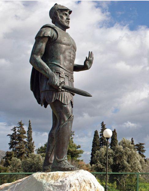 Ο Μητίοχος, πρωτότοκος γιος του Μιλτιάδη, πολέμησε εναντίον του στη Μάχη του Μαραθώνα;
