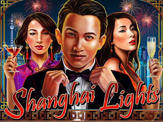 Play Shanghai Lights game at Ruby Slots casino