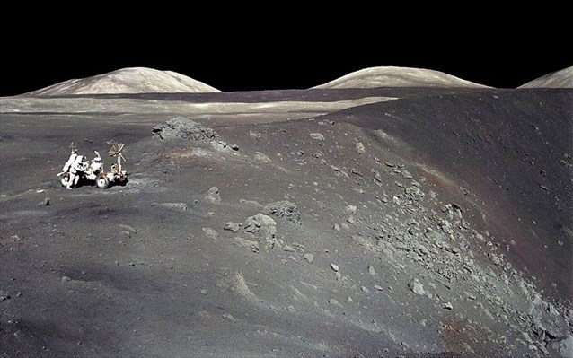 Η ΝΑΣΑ στήνει ορυχείο στη σελήνη