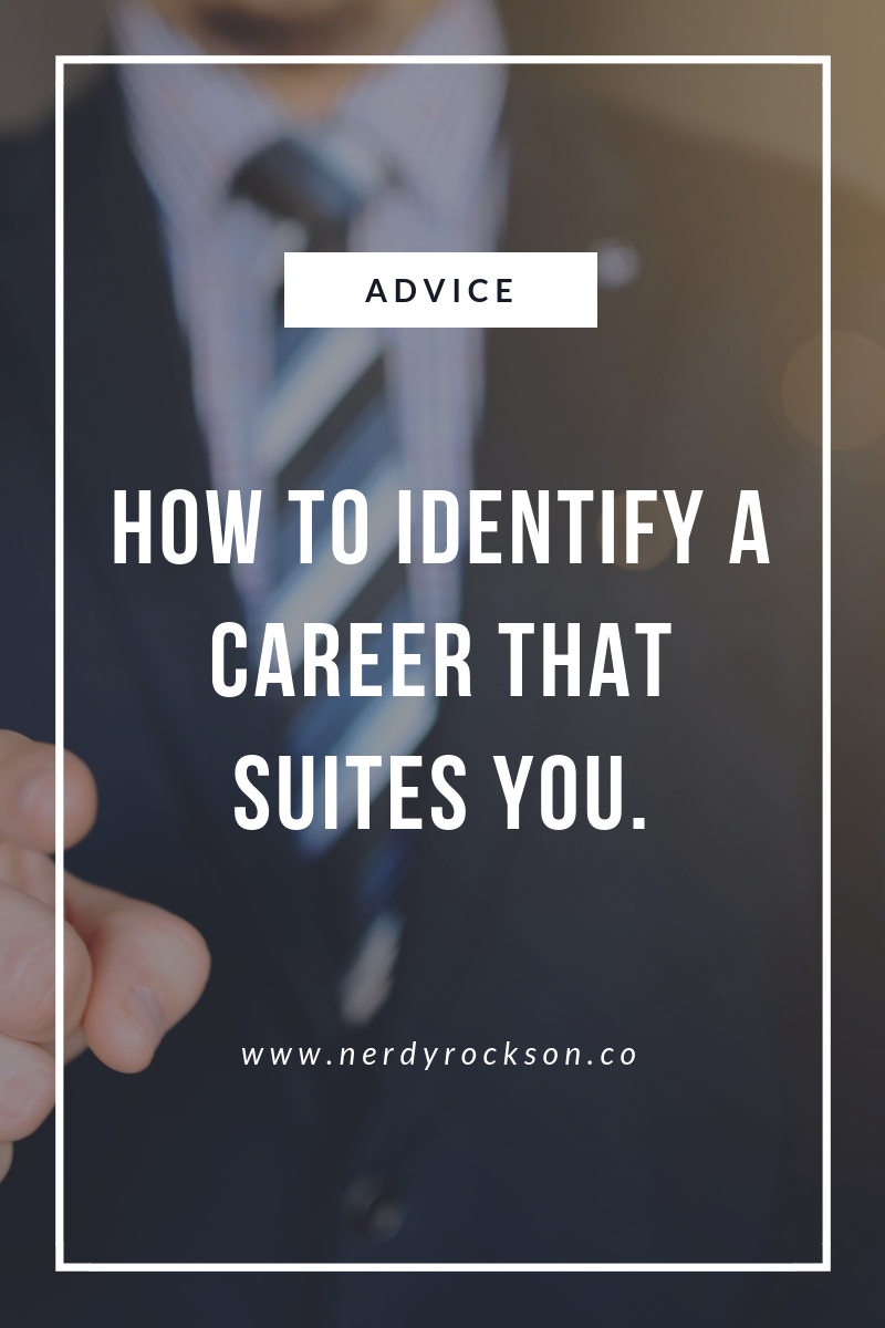 How to Identify a Career That Suites You