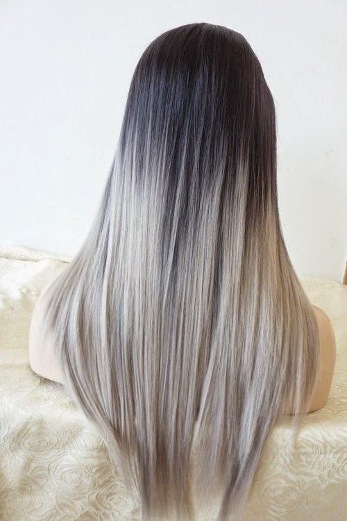 tdetila cabello plateado
