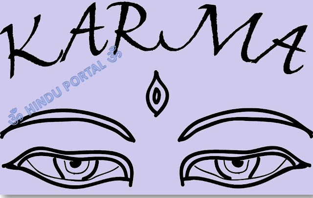Hinduism is the law of Karma or Action