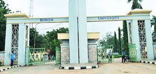 Bowen University Resumption Date 2019/2020 Session [Freshmen]