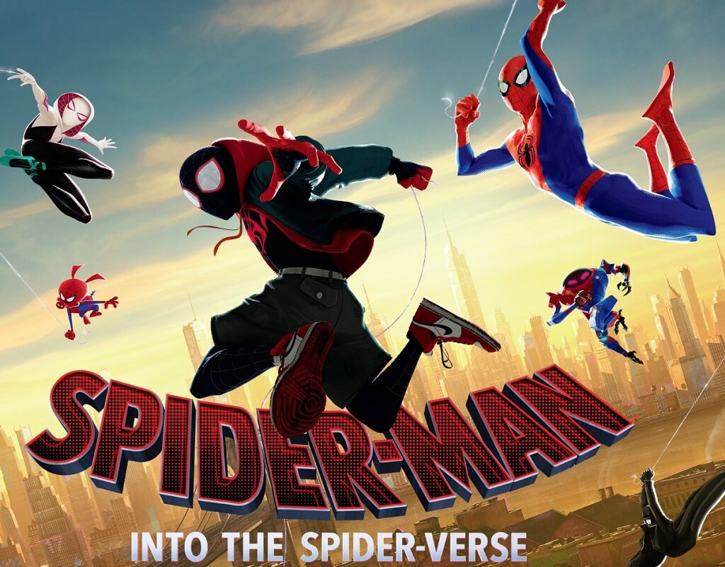 Spider-Man Into The Verse
