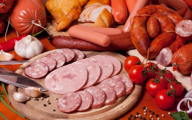 Carne processada pode piorar asma, indica estudo