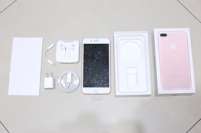 iPhone 7 Plus 開箱介紹