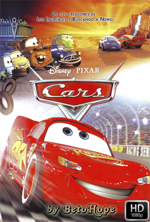 Cars [2006] [Latino-Ingles] HD 1080P [Google Drive] GloboTV