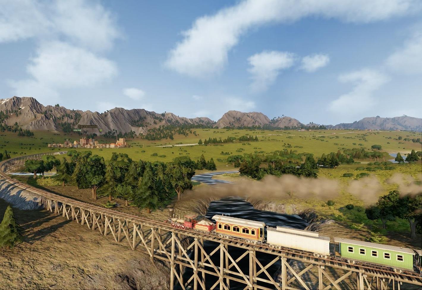 Review: Railway Empire (Sony PlayStation 4) - Digitally