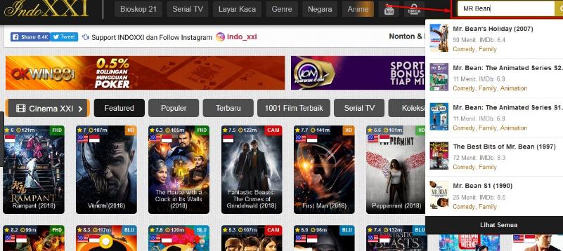 3 Cara Mudah Download Film di IndoXXI|Lewat HP dan Laptop! | Tengok