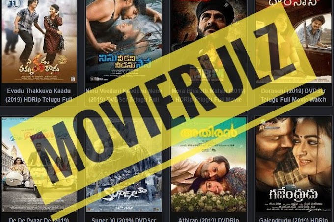 MovieRulz – Download Latest Movies Tamil, Telugu, Hindi