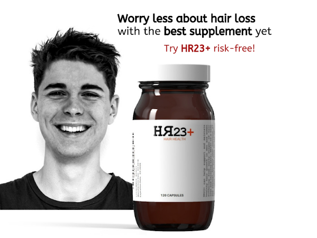 HR23+hair growth supplement