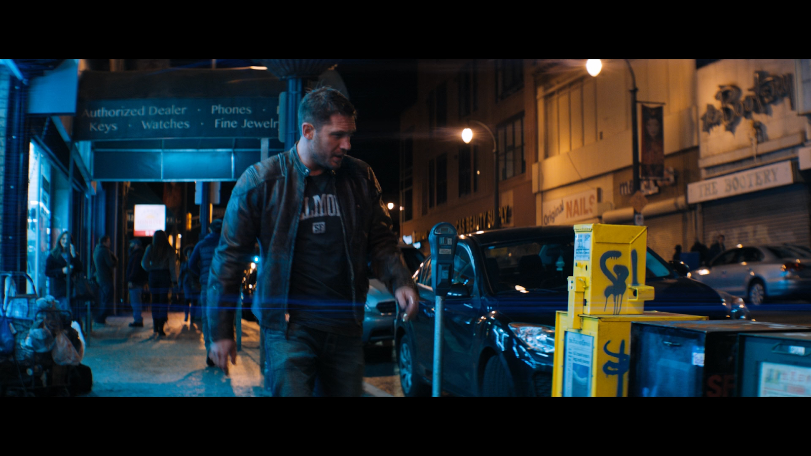 Venom (2018) BDRip Full HD 1080p Latino-Ingles captura 1