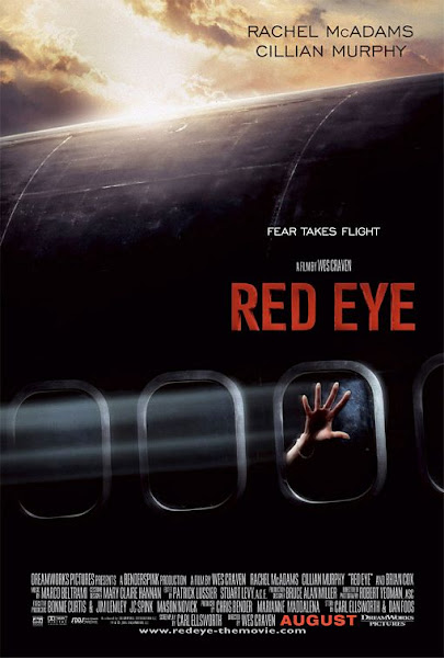 Poster Of Red Eye 2005 720p Hindi WEB-DL Dual Audio Full Movie Download