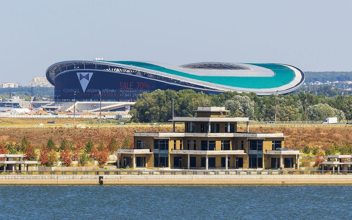 #Kazan Arena - 45.379