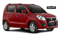 Karimun Wagon R Radiant Red