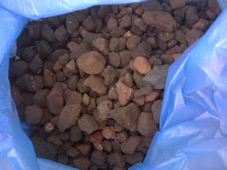 High Specific Gravity iron Ore