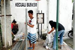 Ngabuburit bersama Komunitas Jogja Garuk Sampah