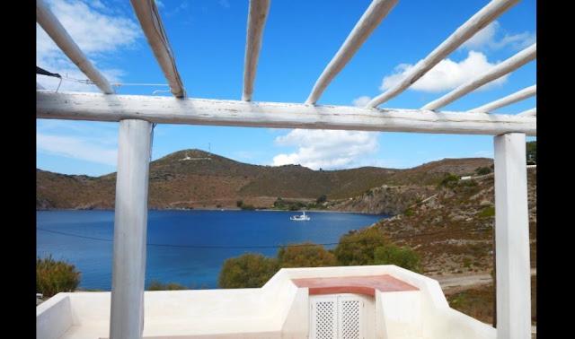 Patmos, Merika Bay - Foto dal sito www.blupatmosvillage.com